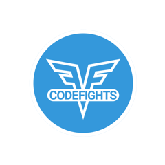 CodeFights logo round
